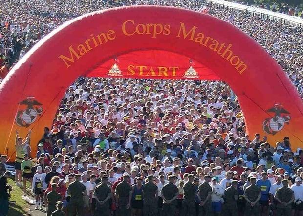 9 Tips for Running the Marine Corps Marathon