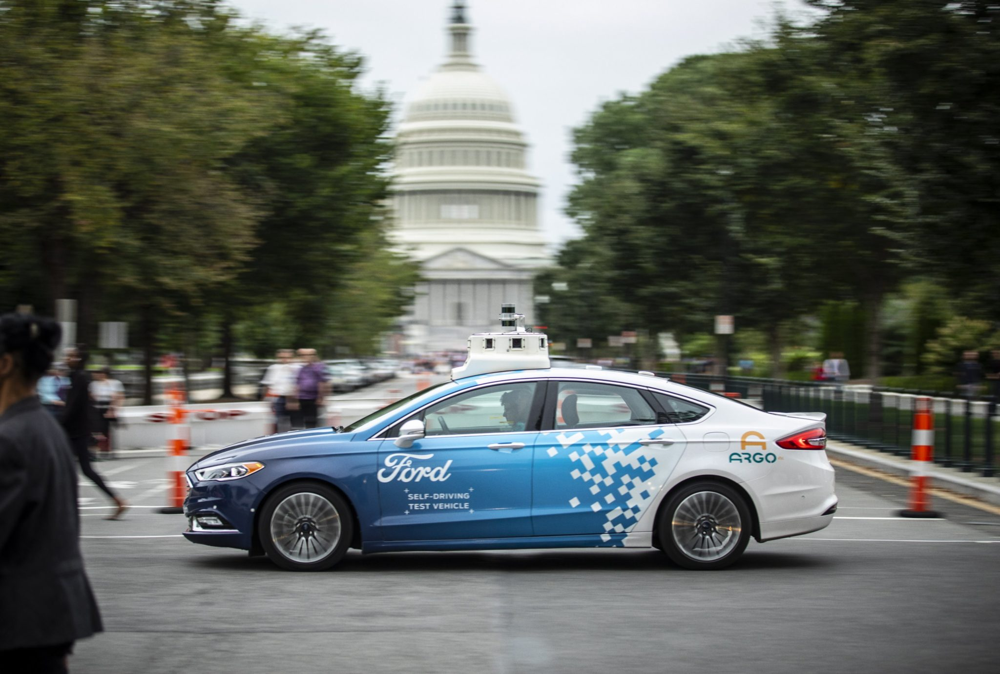 Self-Driving Cars Are Coming to DC, And We Have Some Questions