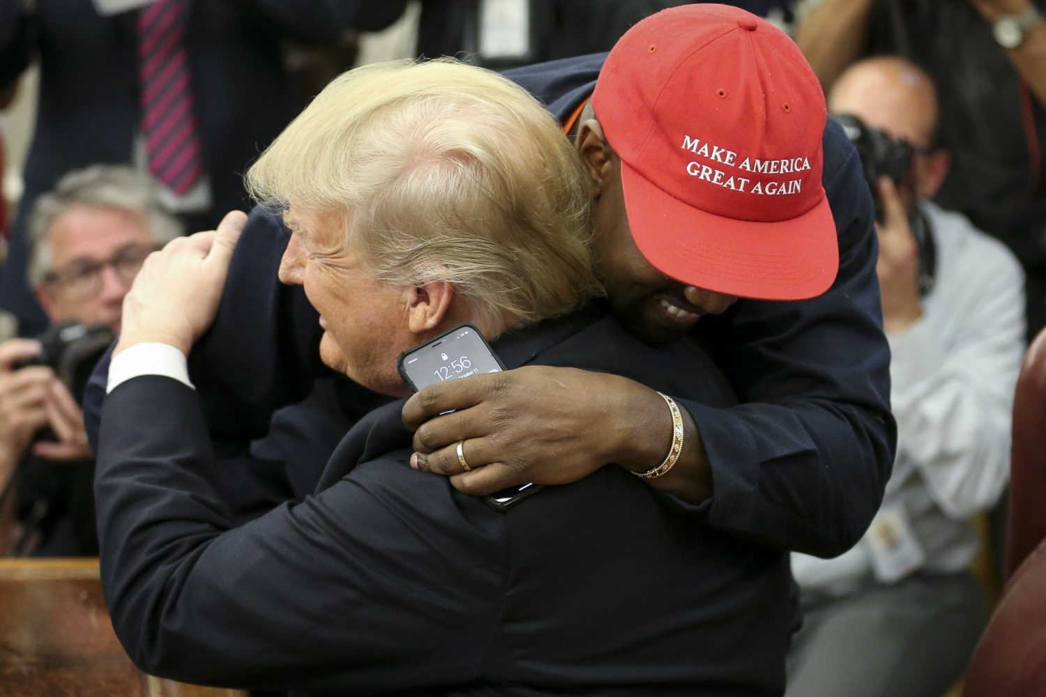 How Political Reporters Got Kanye West's Oval Office Visit All Wrong