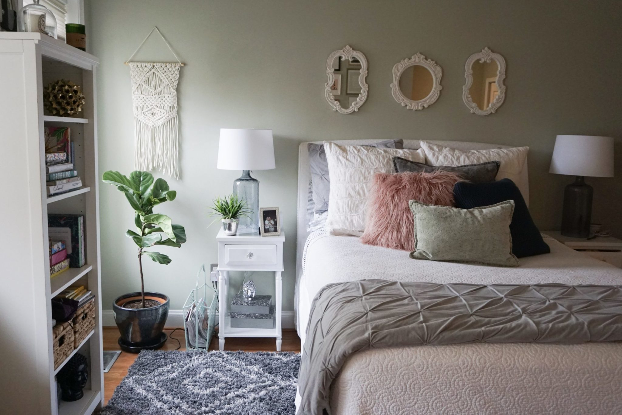 Look Inside My Home: A 20-Something's Shaw Apartment Filled With Target Finds