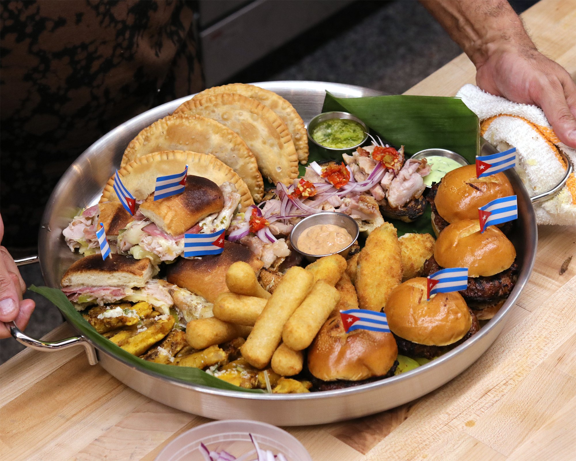 A Havana Native Opens His Dream Cuban Restaurant In Silver