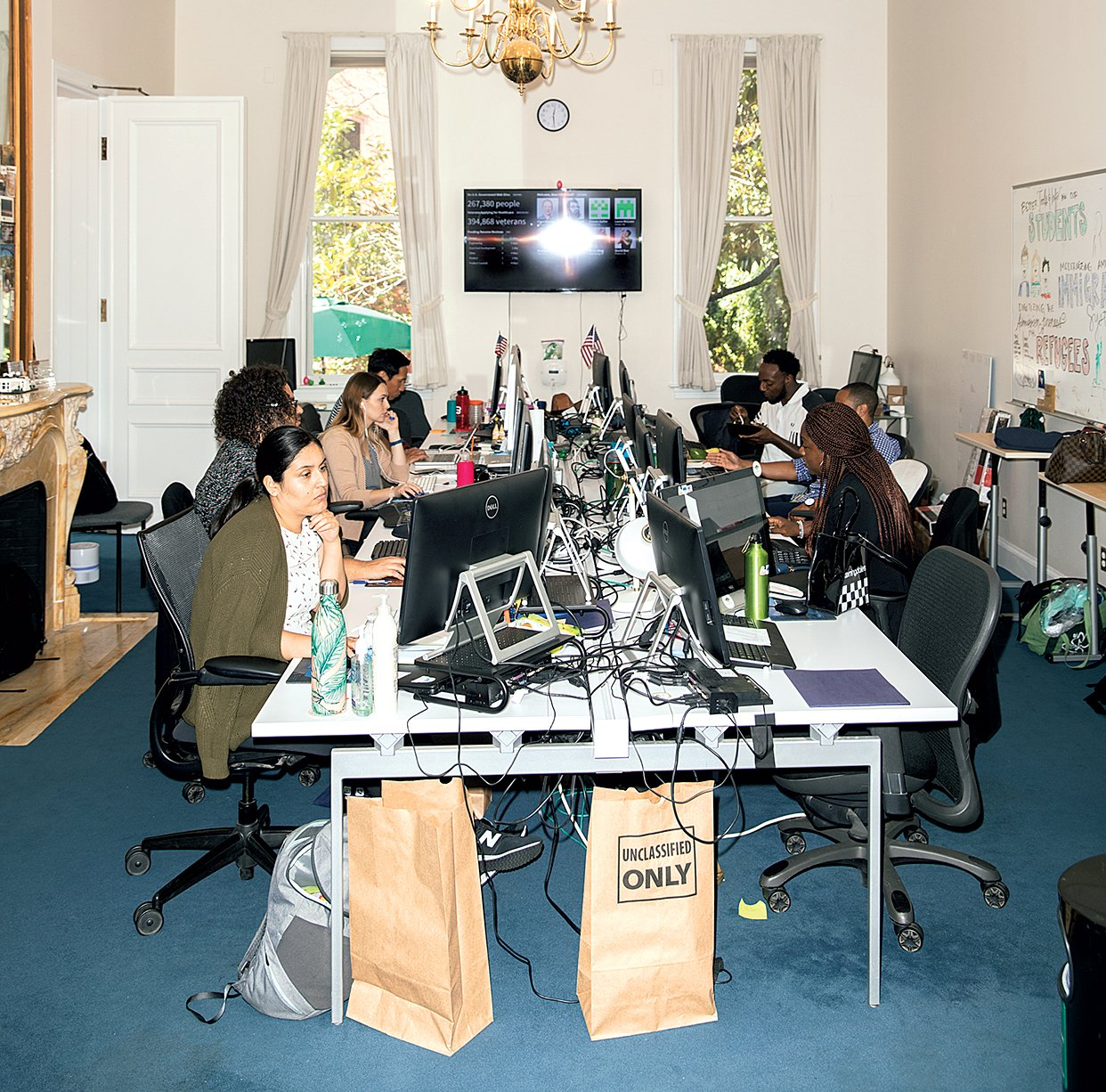Cutts has packed the agency with Silicon Valley talent.