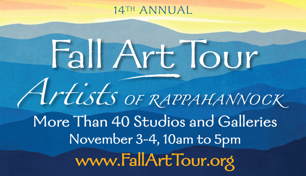 Artists of Rappahannock Studio & Gallery Tour
