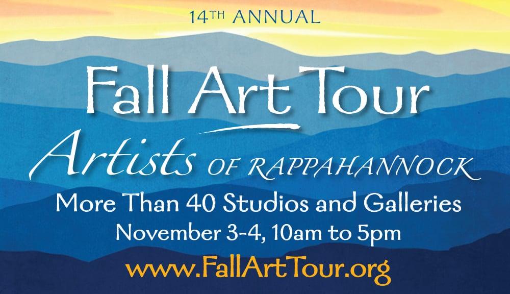Artists of Rappahannock Studio & Gallery Tour