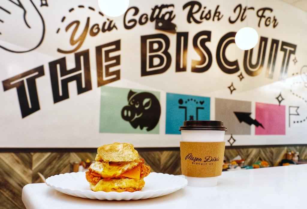 Mason Dixie Biscuit Co. Makes a Comeback with a New Shaw Diner