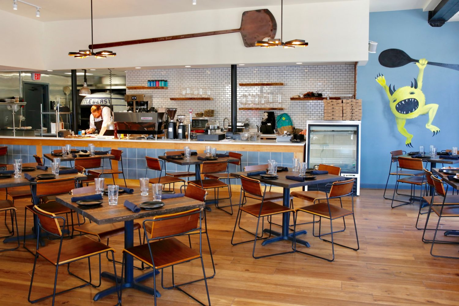 You Can Eat Breakfast, Lunch, and Dinner at This New All-Day Bistro in Chevy Chase DC