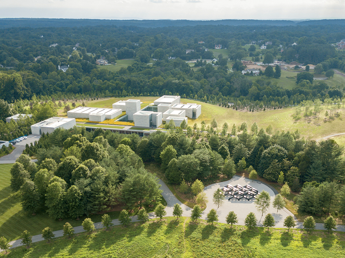 Why Potomac S Expanded Glenstone Is Worth The Trip