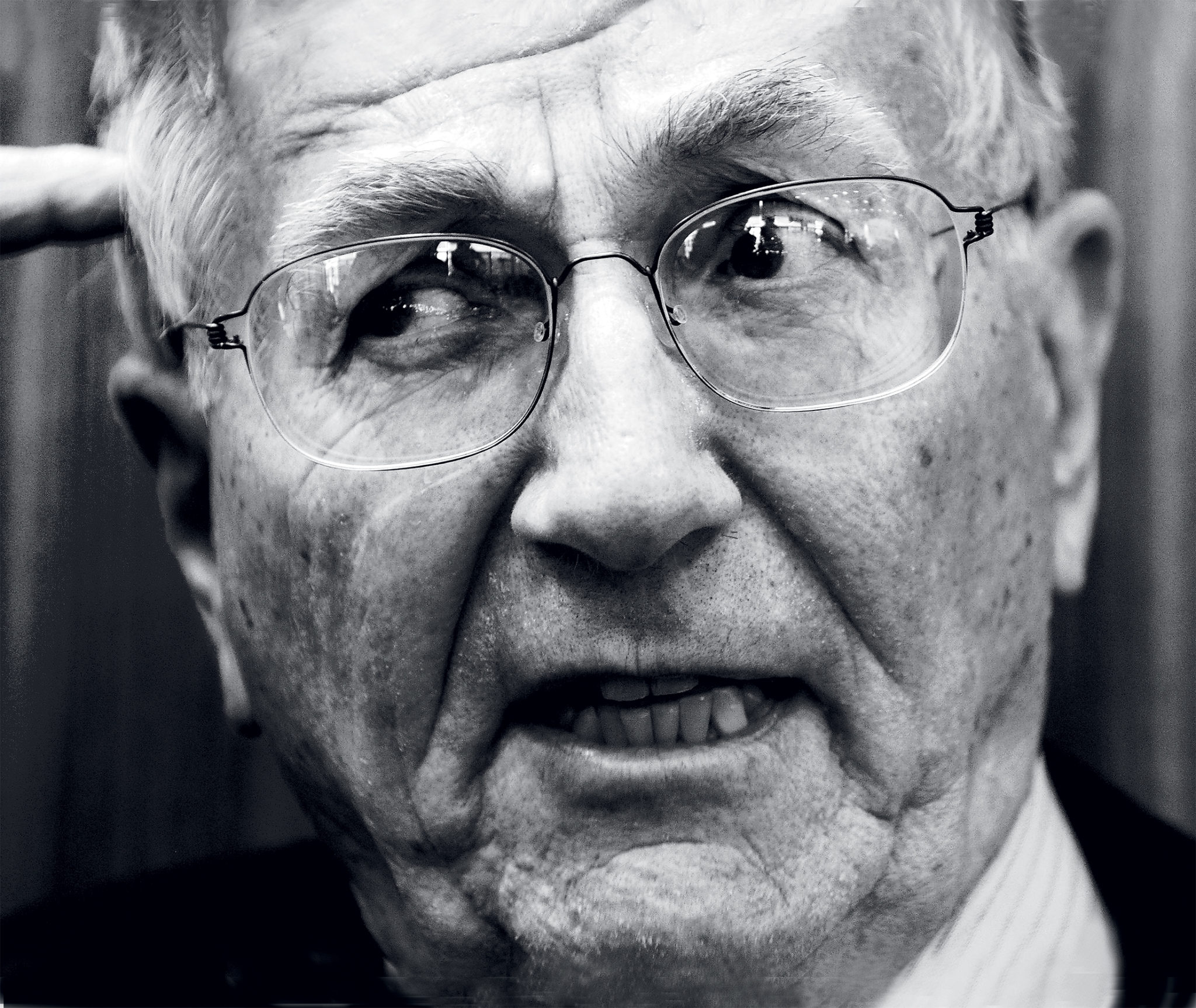 Why Isn't Sy Hersh Covering President Trump?