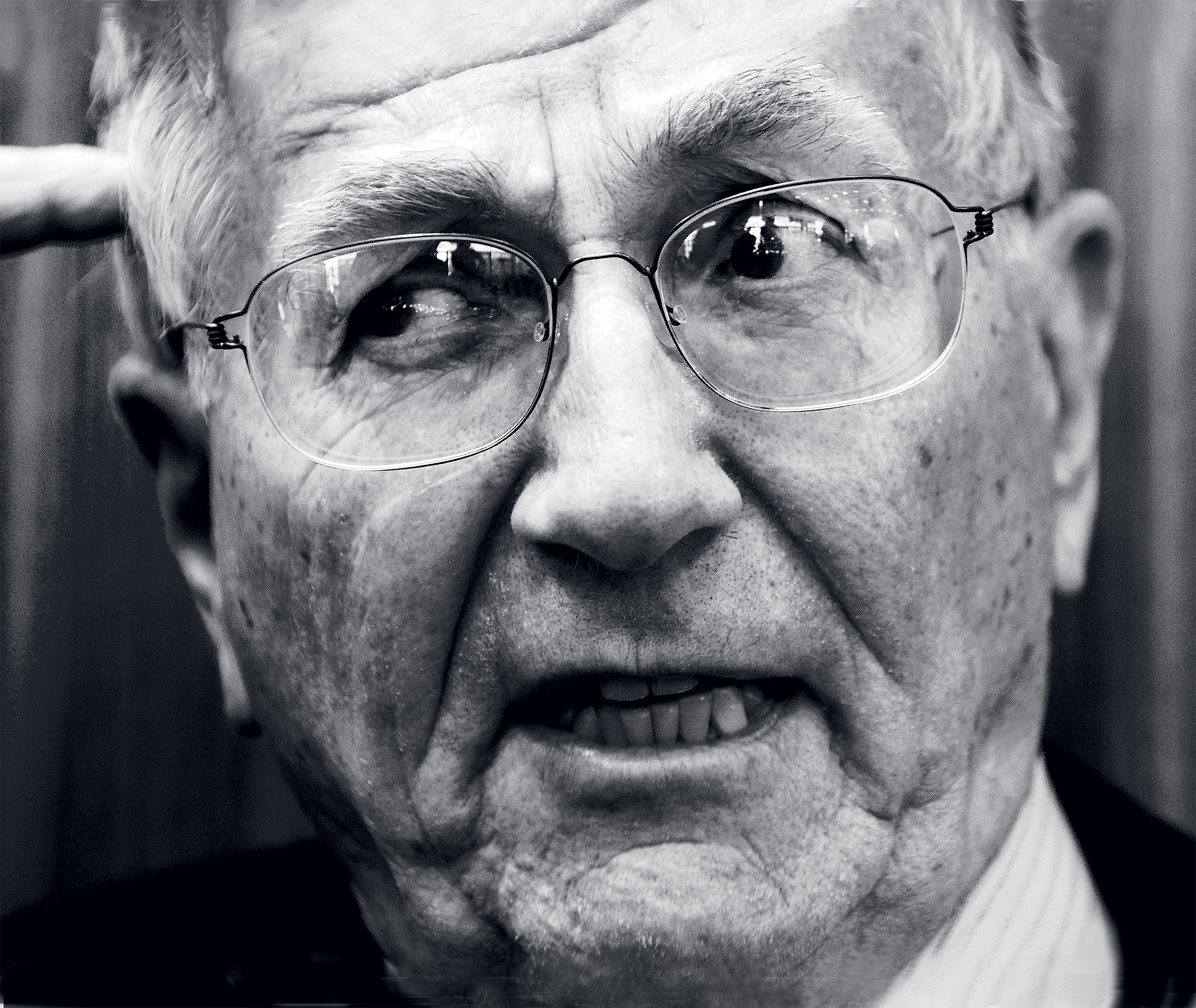 Sy Hersh, the man who uncovered the My Lai massacre and Abu Ghraib, has lately appeared on Alex Jones's Infowars and Kremlin-aligned RT.. Photograph by Alamy.