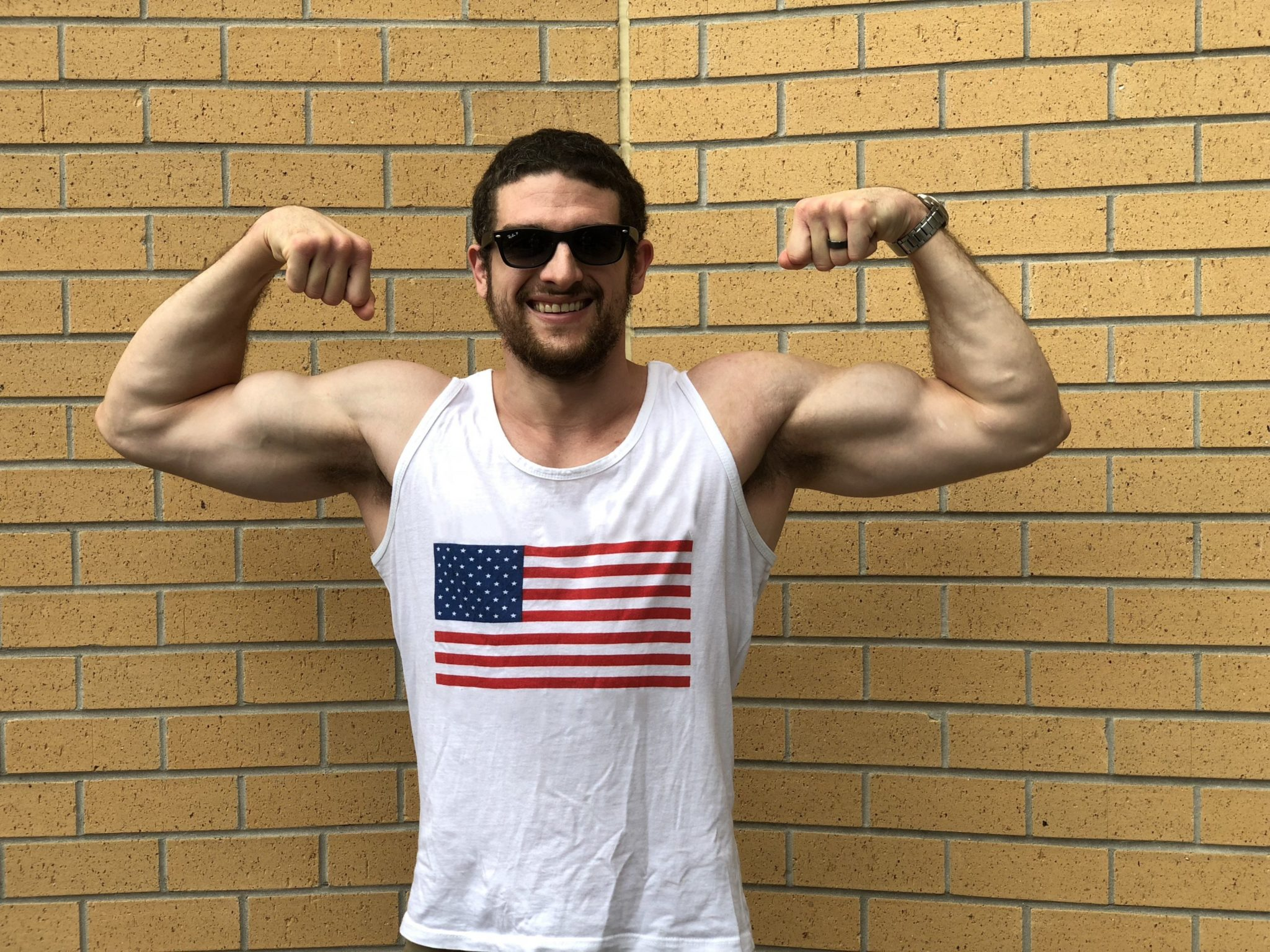 how i got this body lifting weights and using excel spreadsheets to track progress