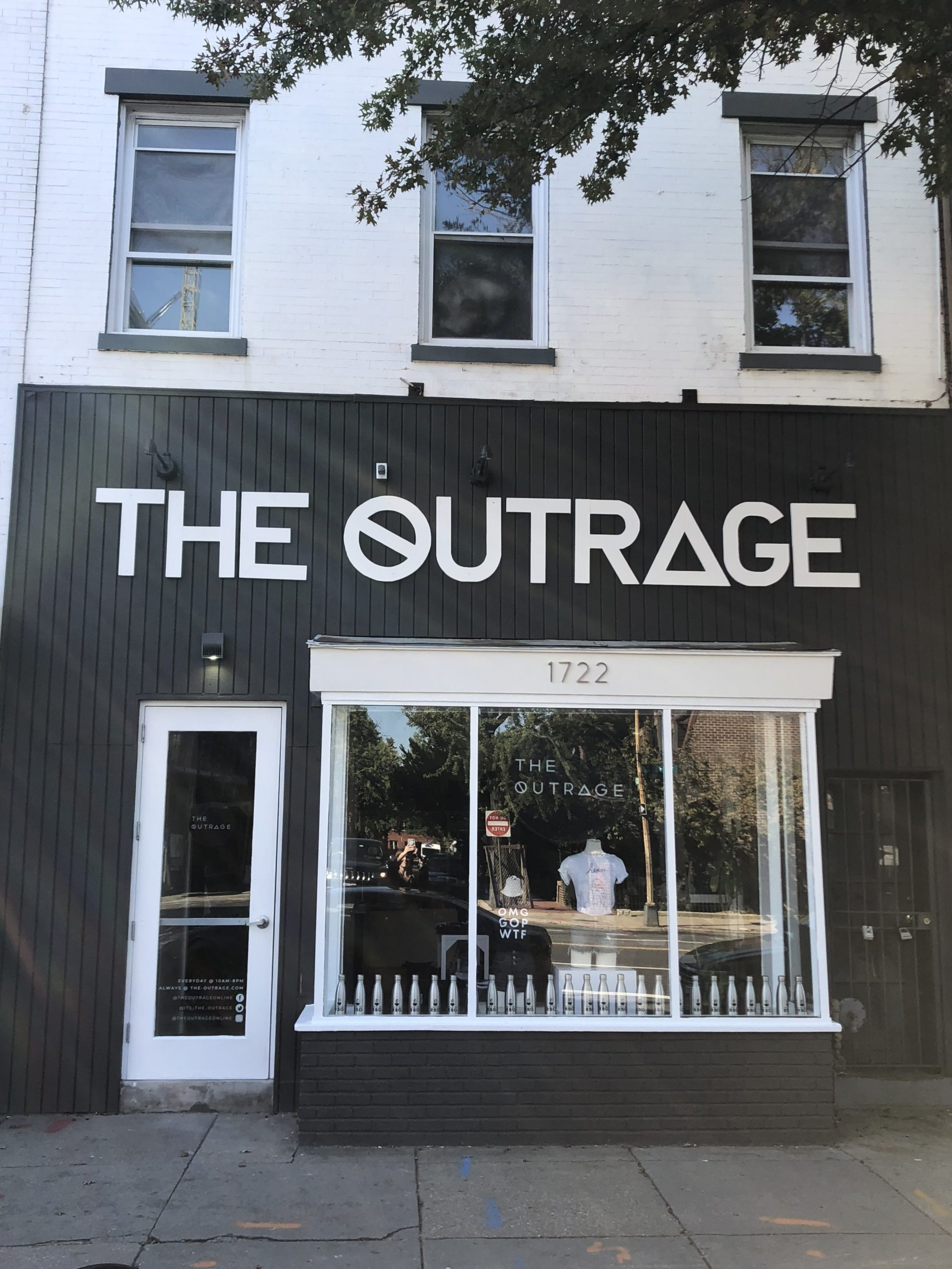 The Outrage Is Opening a Members-Only Space for Activists on