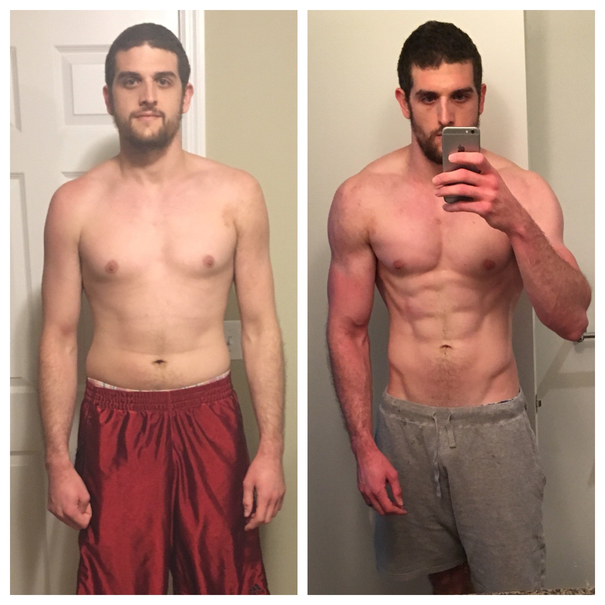 How I Got This Body: Lifting Weights and Using Excel Spreadsheets to