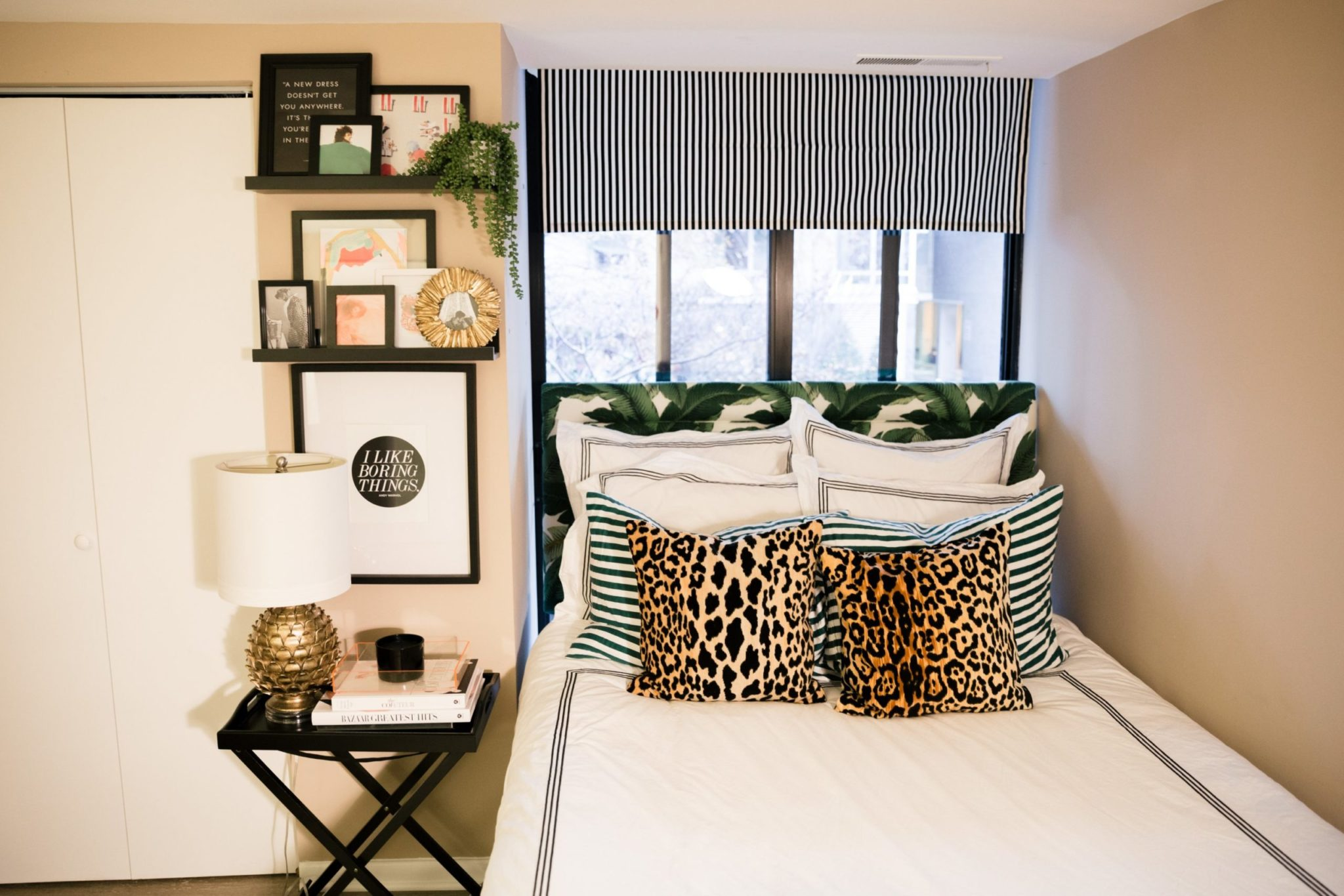 Look Inside My Home: A West End Apartment With a Palm Springs-Inspired Bedroom