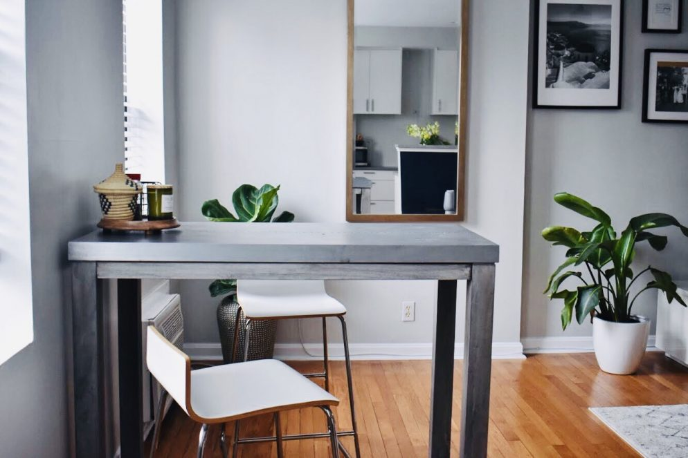 Look Inside My Home: A Two Bedroom In Brookland With A Statement Wall