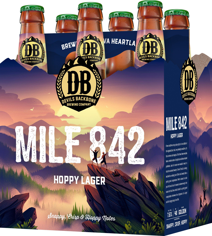 Devils Backbone Mile 842