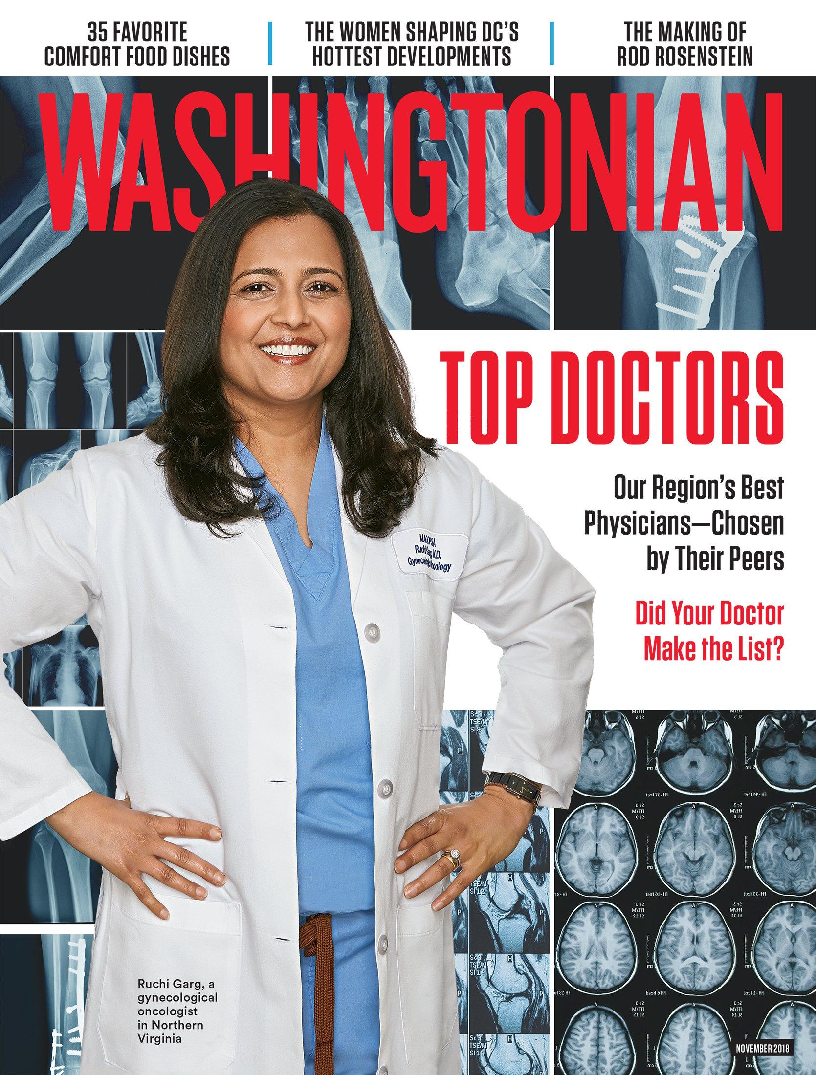 November 2018: Top Doctors