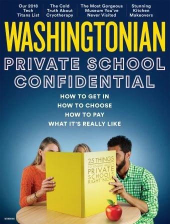October 2018: Private School Confidential