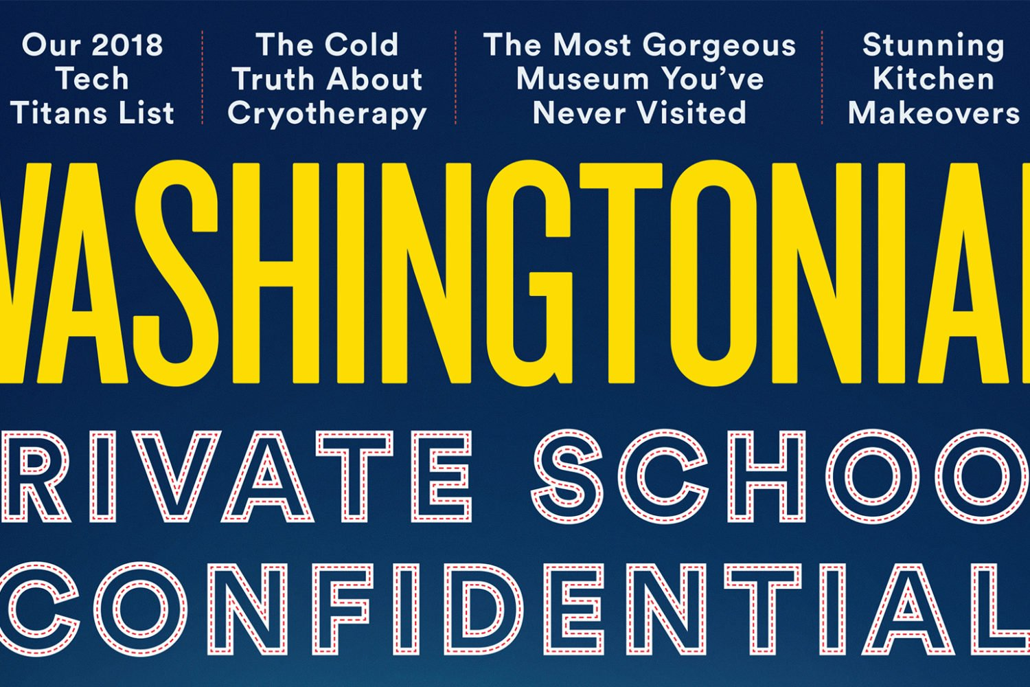 October 2018: Private School Confidential
