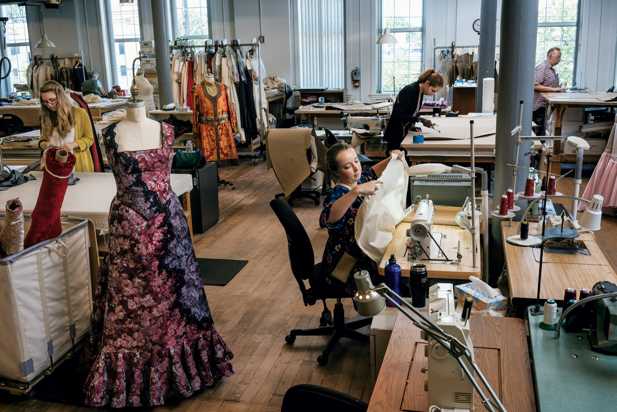A Behind-the-Scenes Peek at the Washington National Opera's Costume Shop
