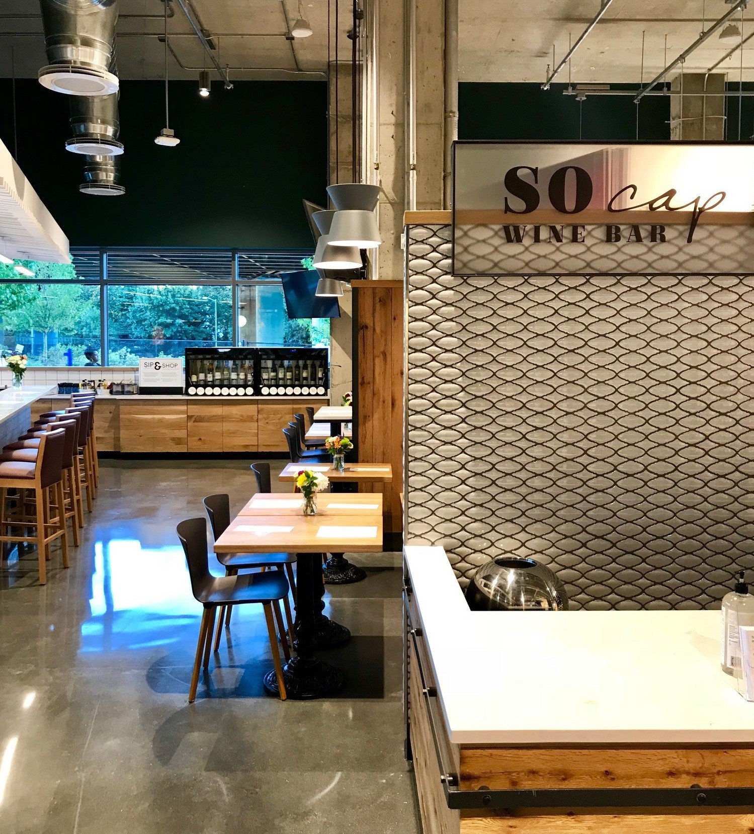 Whole Foods Opens in Navy Yard with Self-Serve Wine and Build-Your-Own Avocado Toast