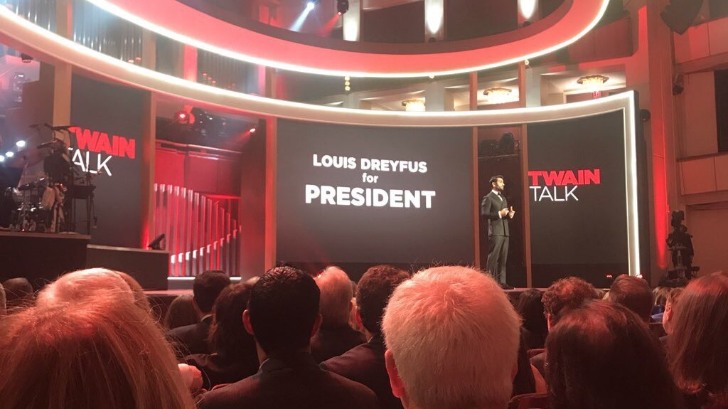 Julia Louis-Dreyfus Kennedy Center