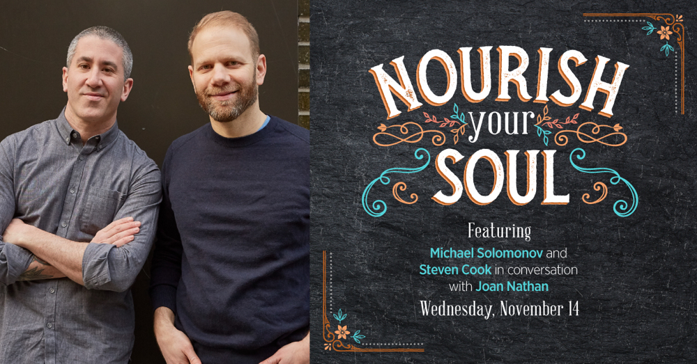 Federation's Women's Philanthropy presents: Nourish your Soul