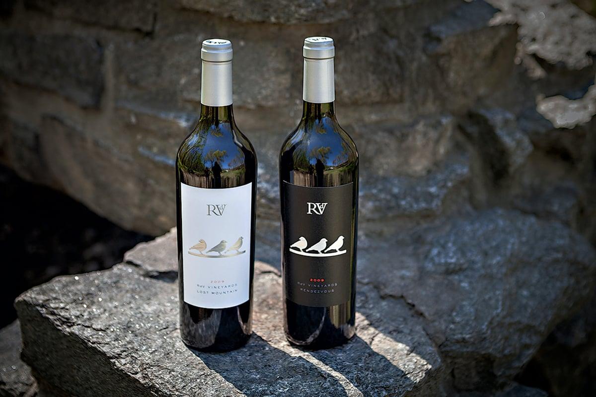 Wine Courtesy of RDV Vineyards.
