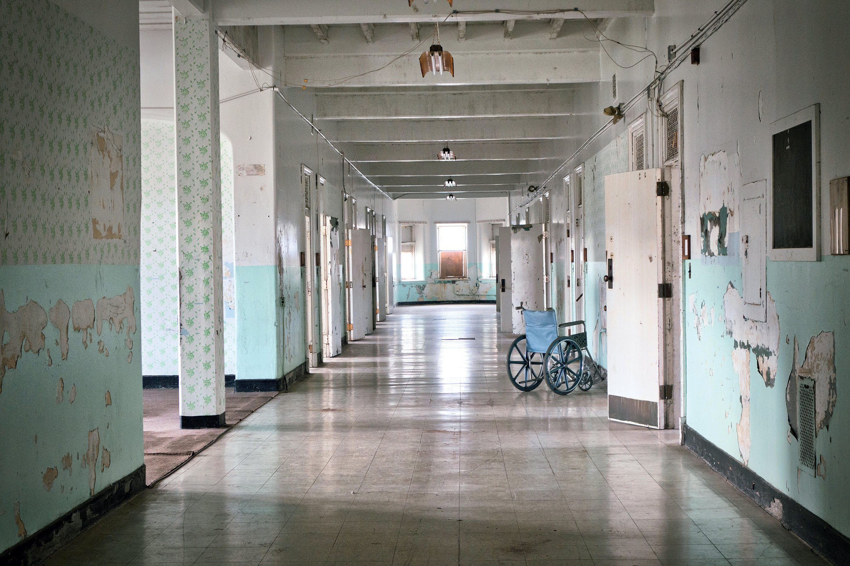 I Spent The Night In A Haunted Asylum And I Still Can T Explain What