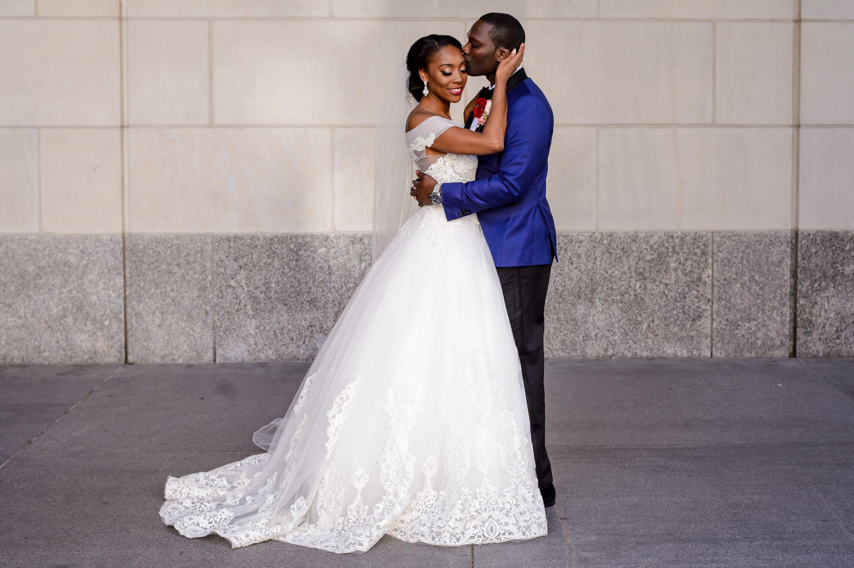 REDSKINS CHEERLEADER Emerald Stewart WEDDING WITH CHEER ROUTINE RONALD REAGAN INTERNATIONAL TRADE CENTER JOSHUA DWAIN