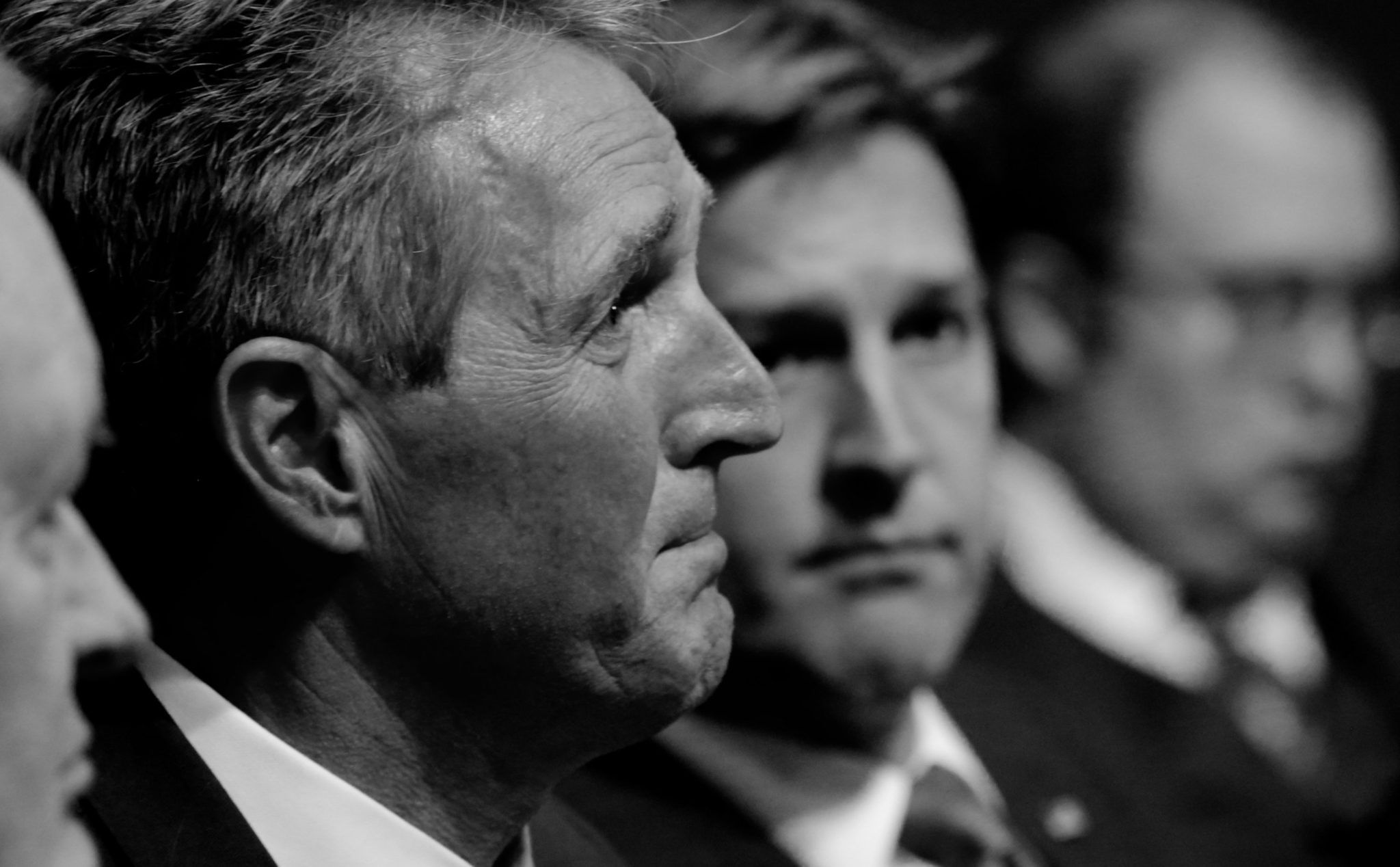 Jeff Flake's Big Moment, in Black and White