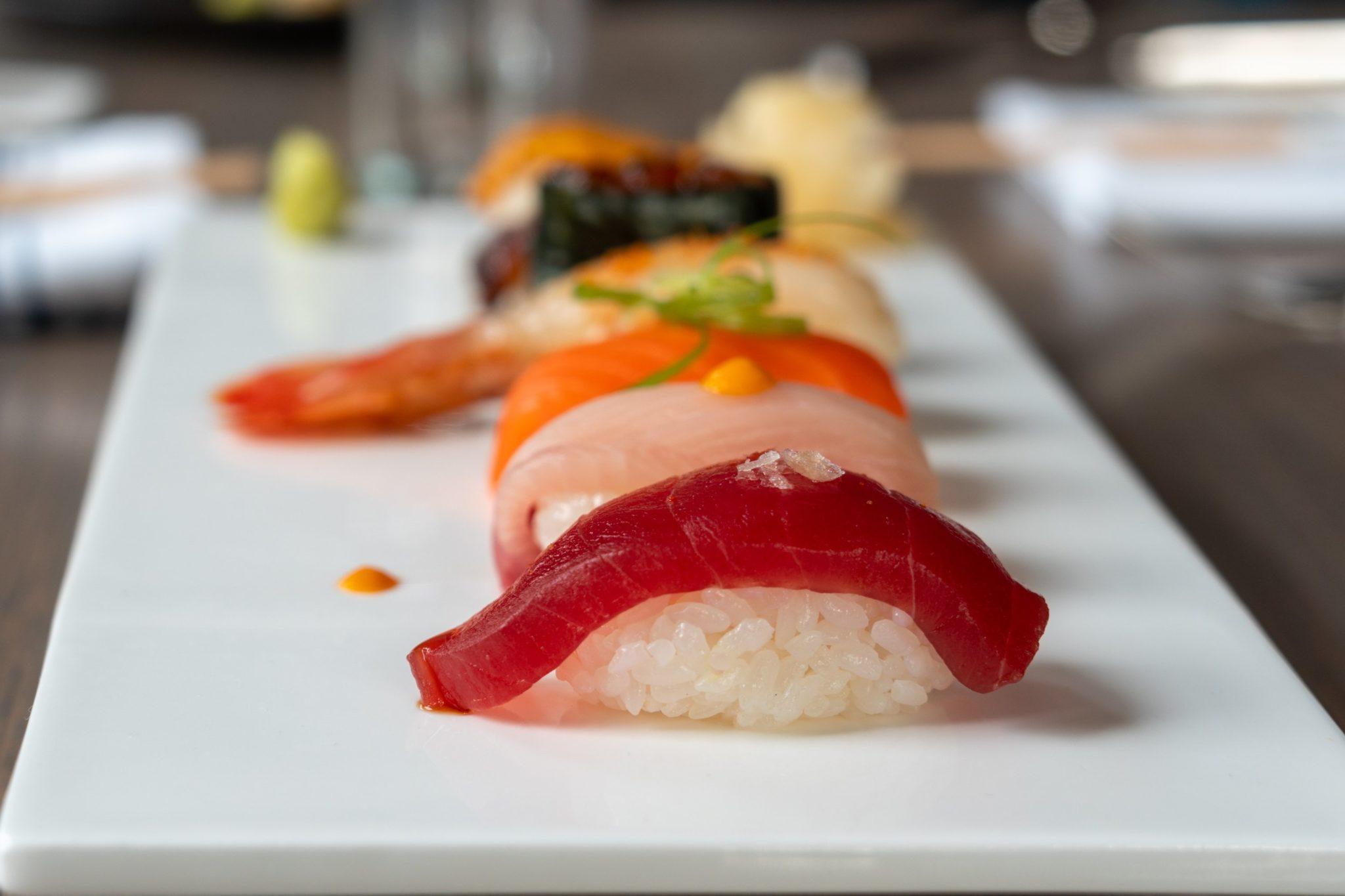 A Sushiko Alum Opens A Japanese Restaurant In Mt Vernon Triangle