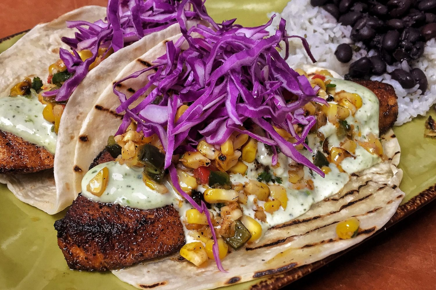 Fish Taco: Something Everyone Can Agree On