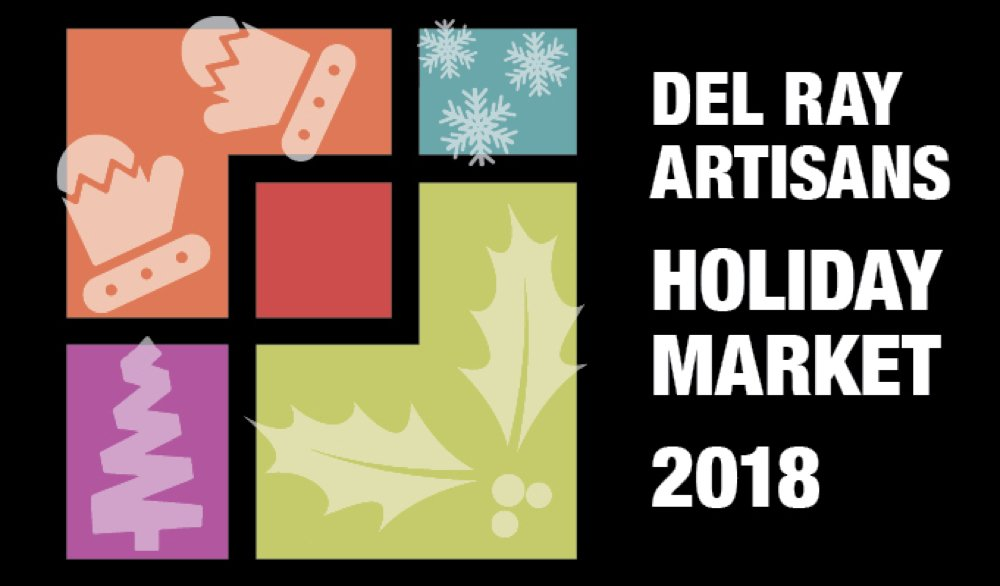Del Ray Artisans 23rd Annual Fine Arts and Fine Crafts Holiday Market