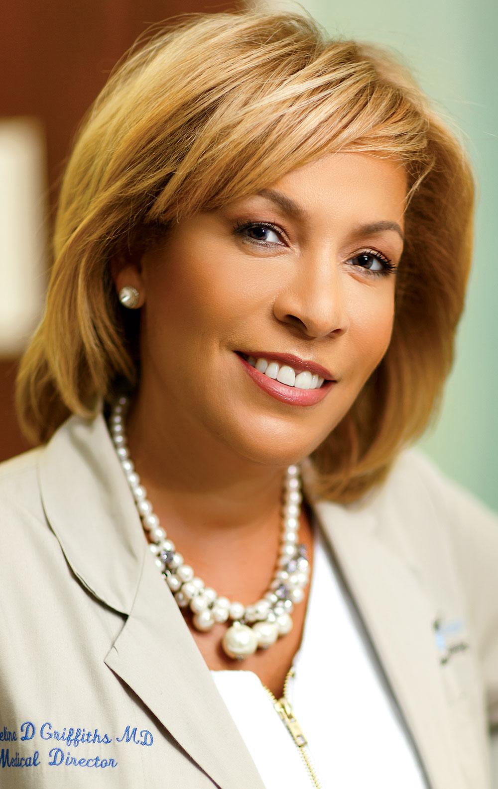 Jacqueline D. Griffiths