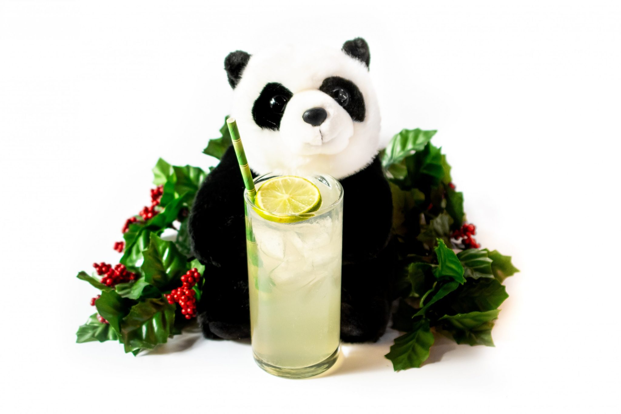The Santa Bei Bei cocktail. Photograph by Ana Valentin.