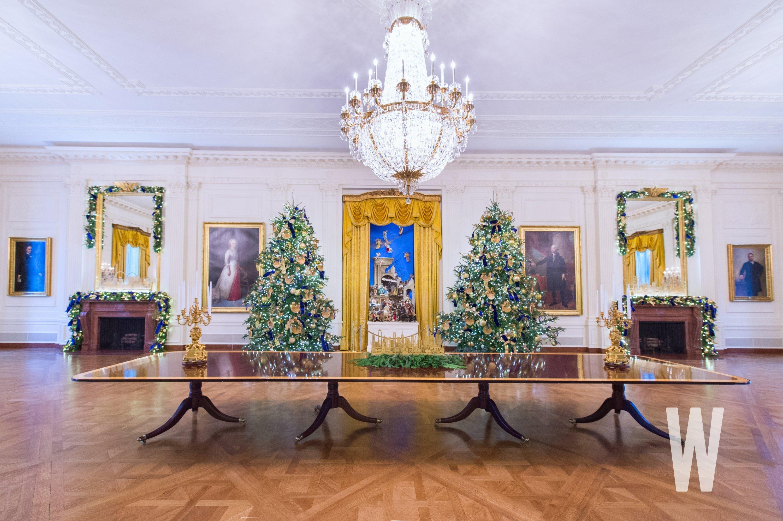 Photos: the 2018 white house christmas decorations washingtonian dc