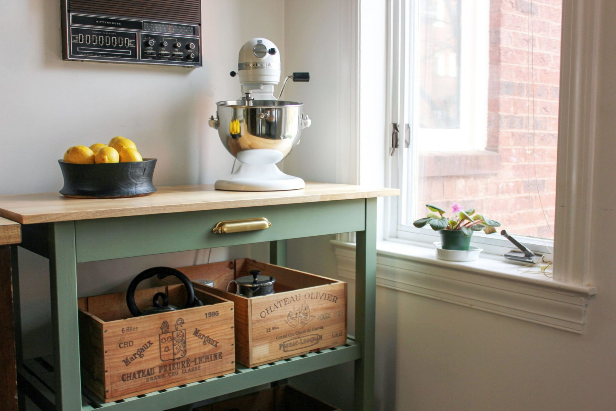 Look Inside My Home: A House in Georgetown With Tons of DIY Projects
