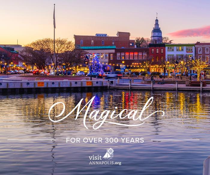 Historic Annapolis this Holiday Season