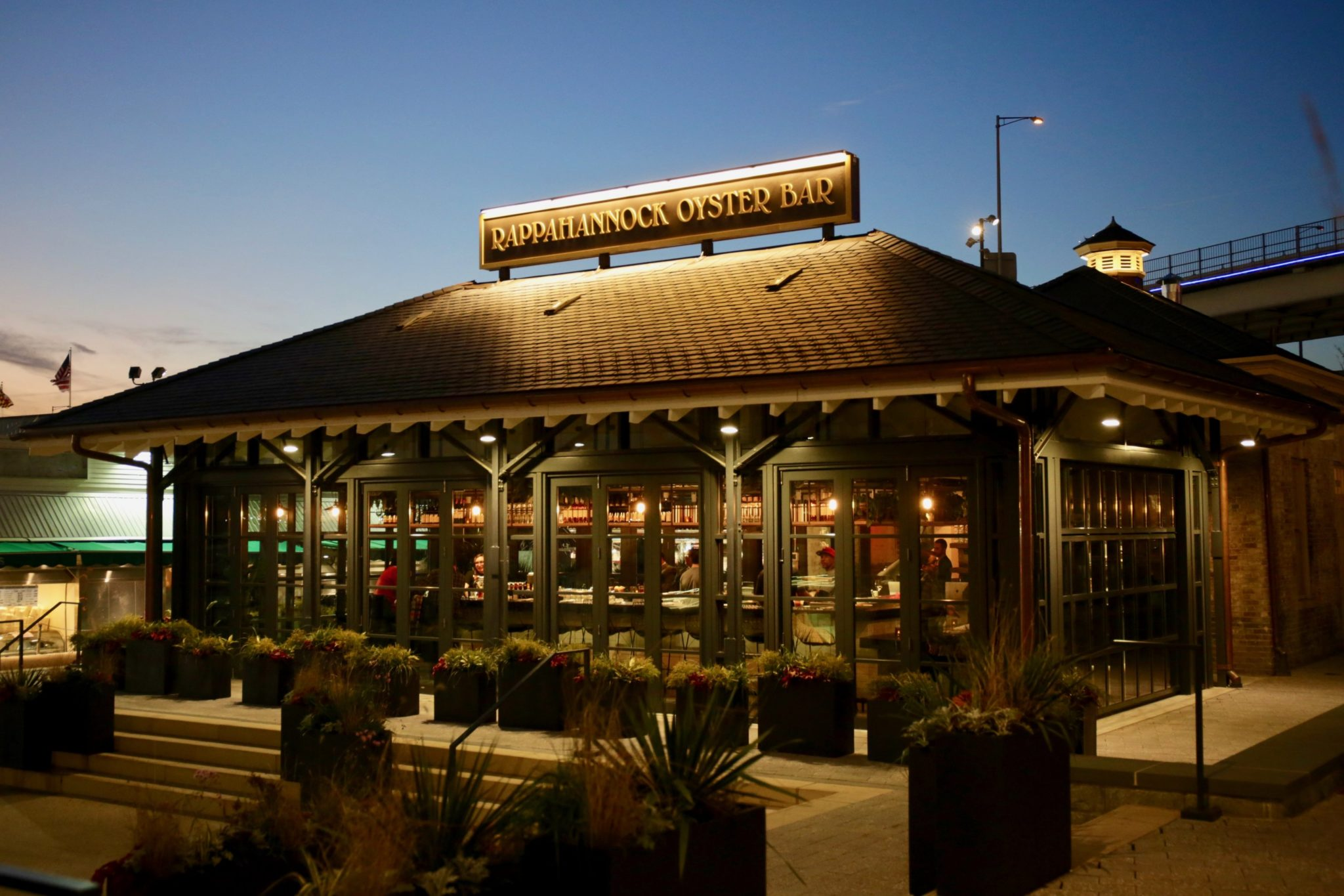 Rappahannock Oyster Bar Opens A Waterfront Location At The