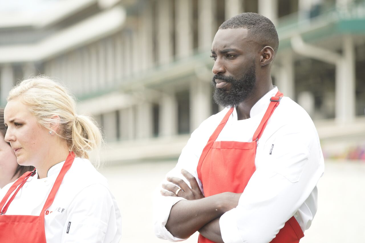 Meet The Dc Top Chef Contestant Who Was Named One Of The Sexiest