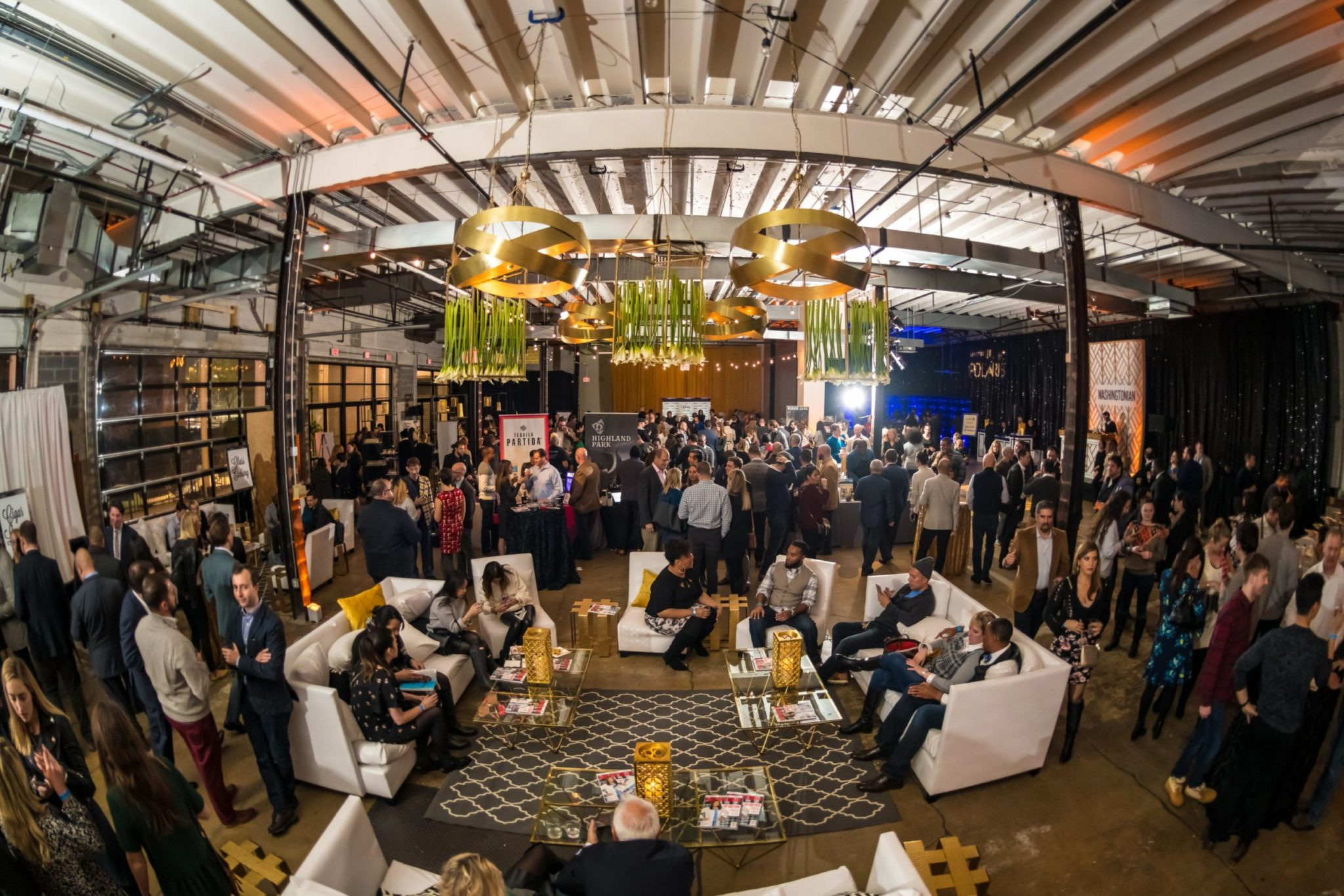 Photos from Washingtonian's 2018 Whiskey & Fine Spirits Festival