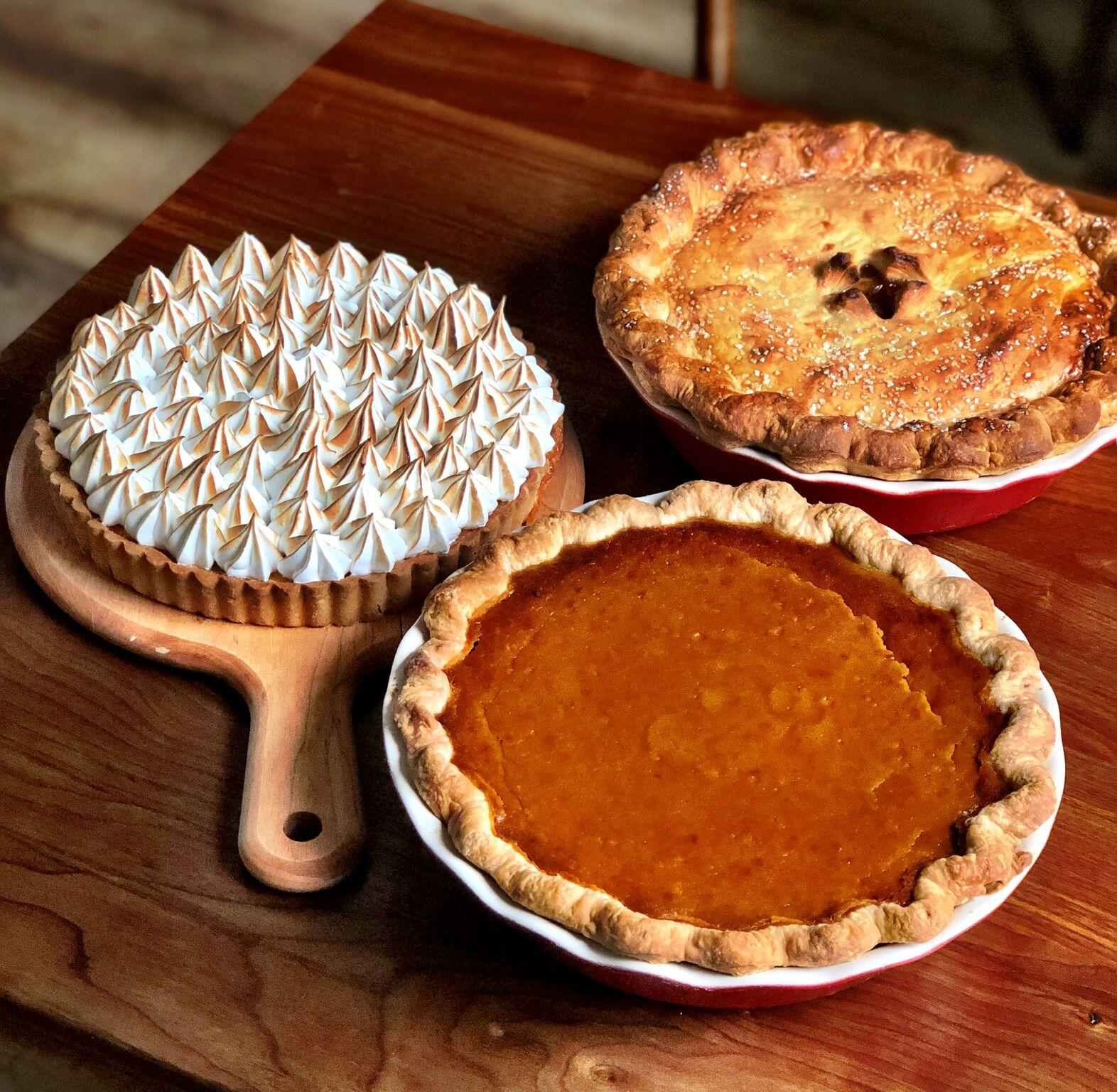 Where To Order Thanksgiving Pies Around DC