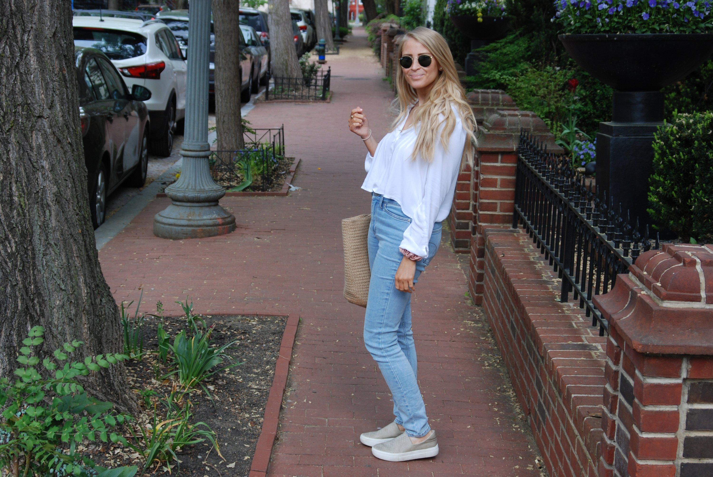 Casey Shea DC fashion