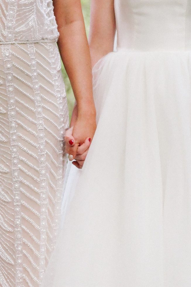 Maureen McCarty & Mollie Connell | Leah Moyers Photography | M&Mdetails183573