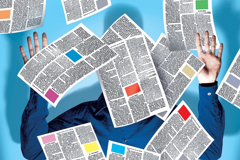 newsletters media