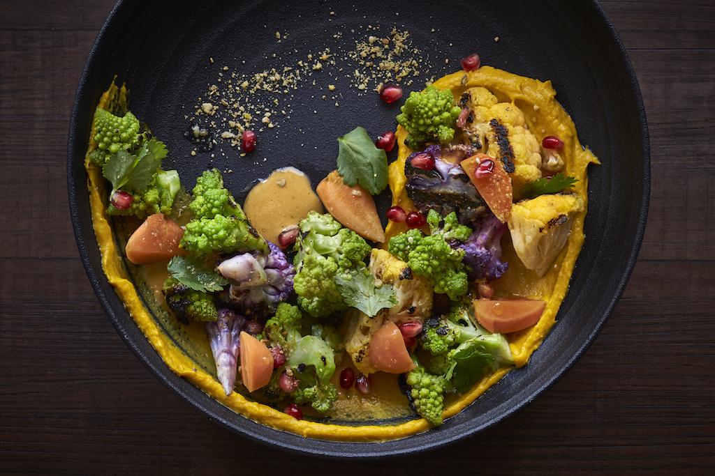 Olivia modern Mediterranean restaurant Penn Quarter Ashok Bajaj