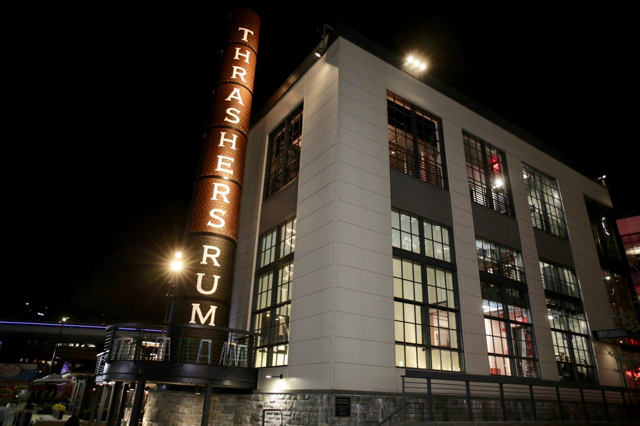 Potomac Distilling Company and Tiki TNT Bar Opens at the ...