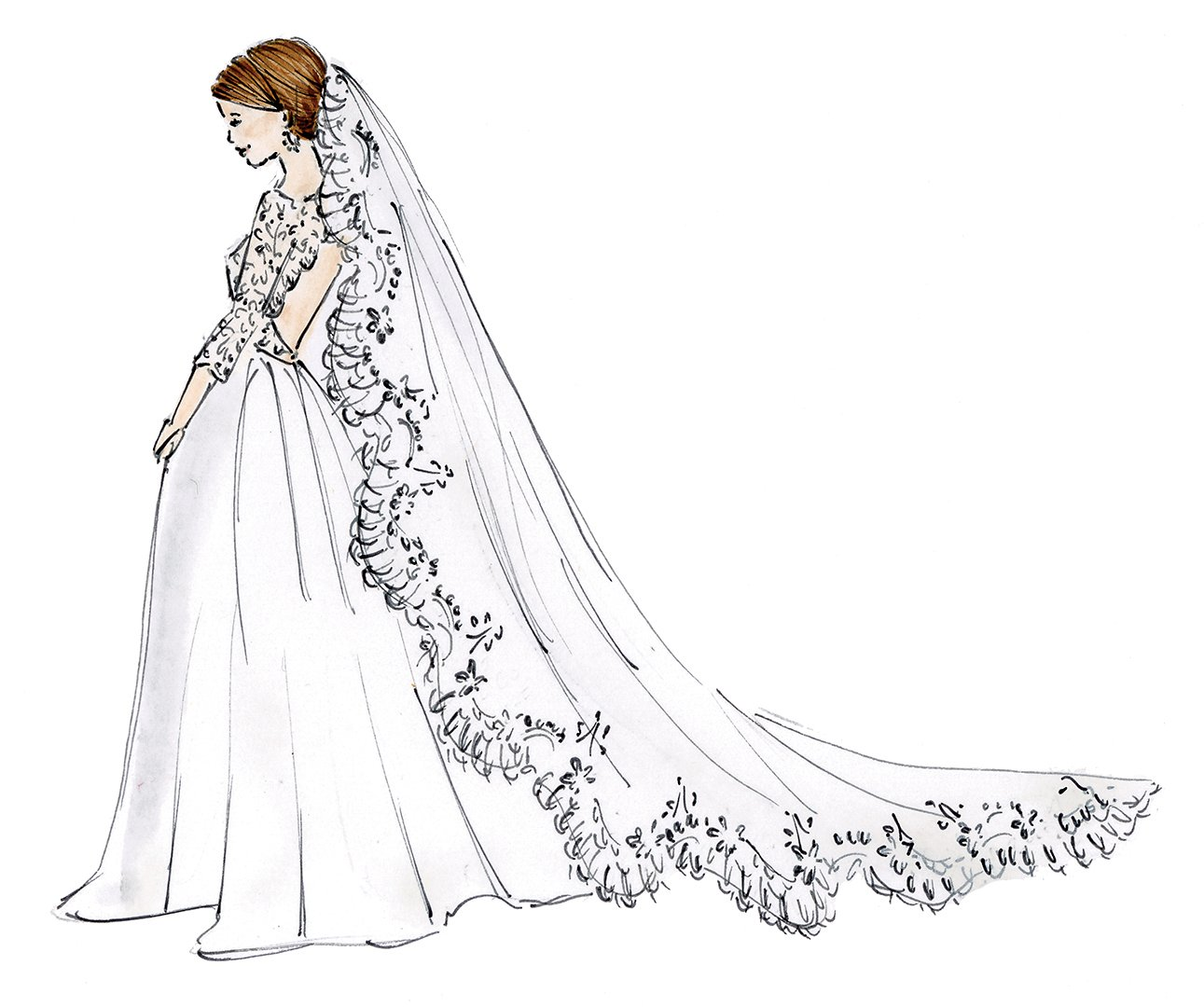 should I wear a veil history of wedding veils