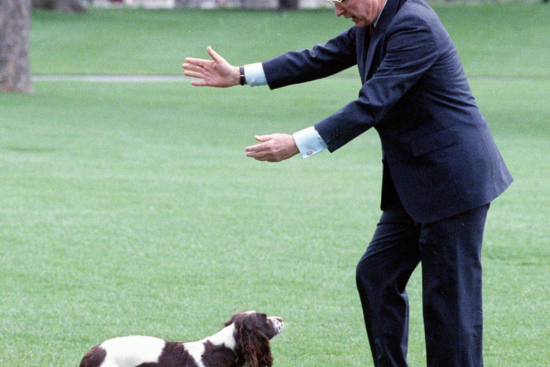 George Bush Millie