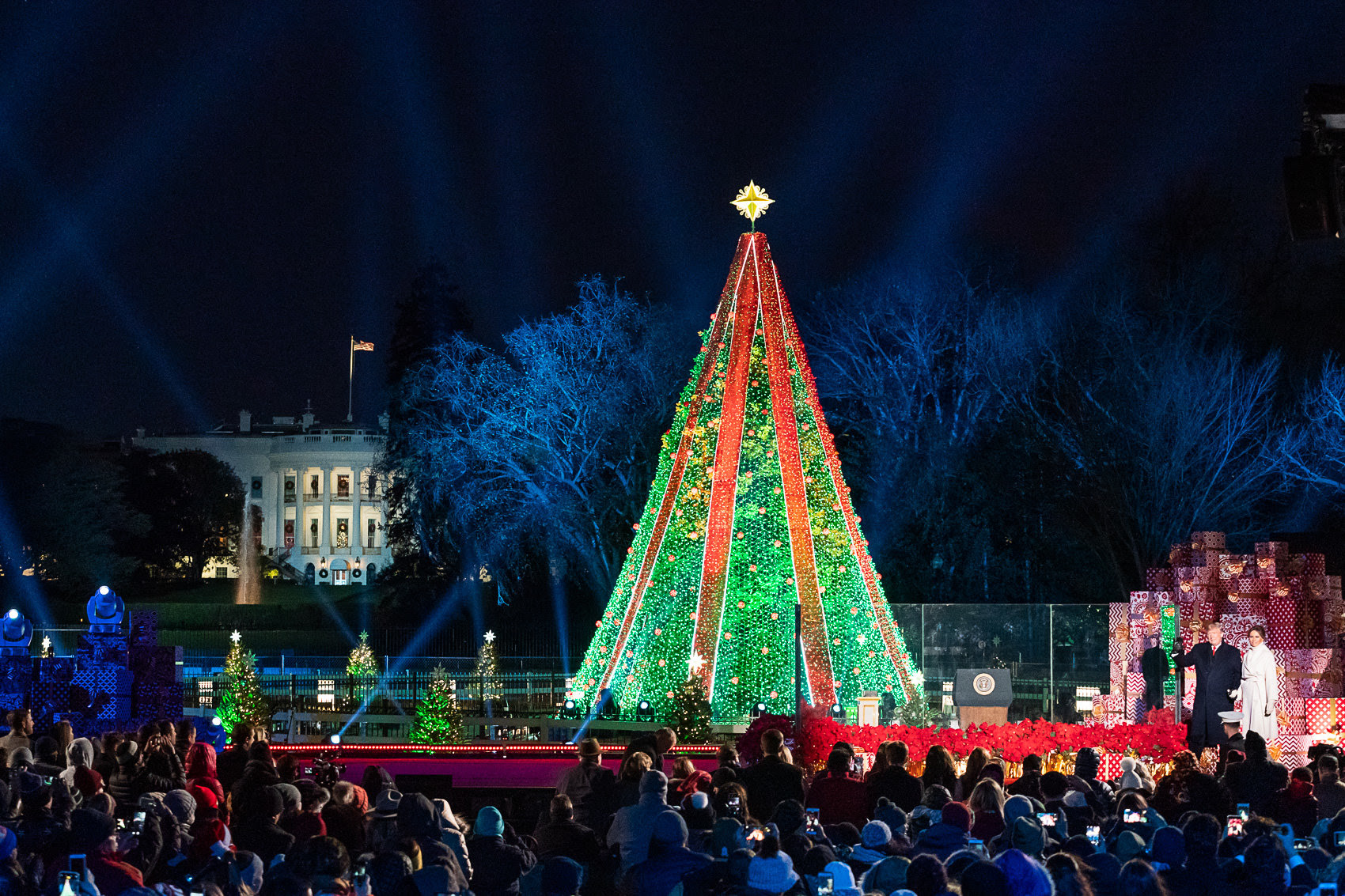 Christmas In Dc.Dc Christmas Trees Ranked Washingtonian Dc